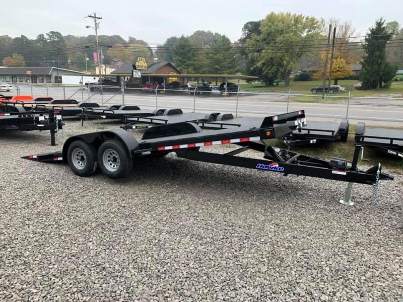 New 2020 Outlaw 20' 10K Full Hydraulic Tilt Trailer