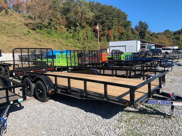 2021 Load Trail 83''x18' Enclosed Cargo Trailer