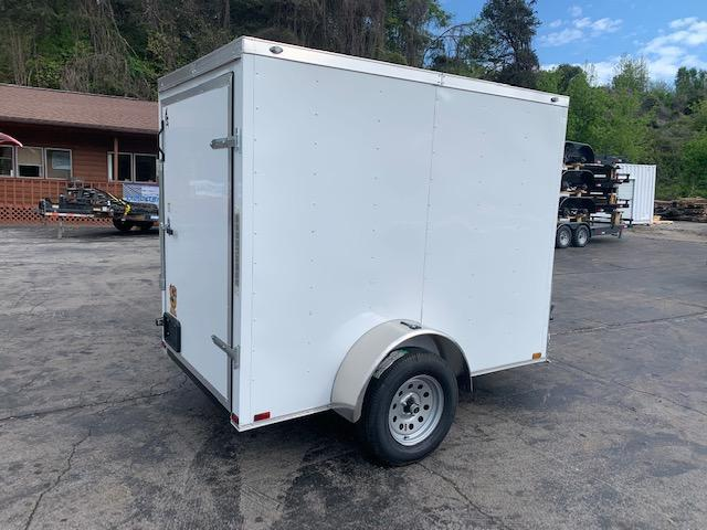 2020 Outlaw Trailers 5' x 8' Single Axle Enclosed Cargo Trailer