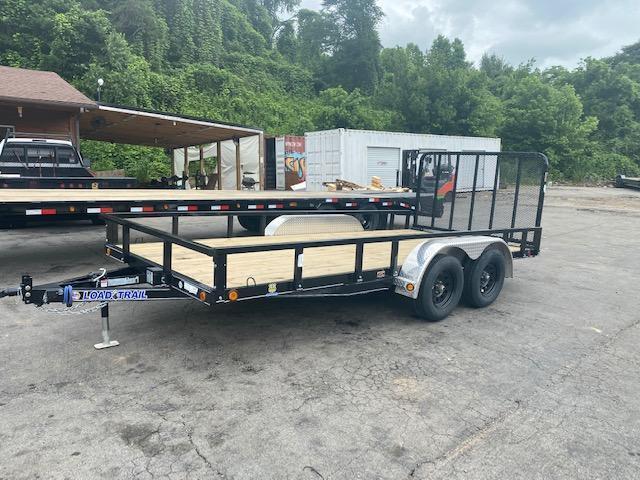 2021 Load Trail 16' Utility Trailer