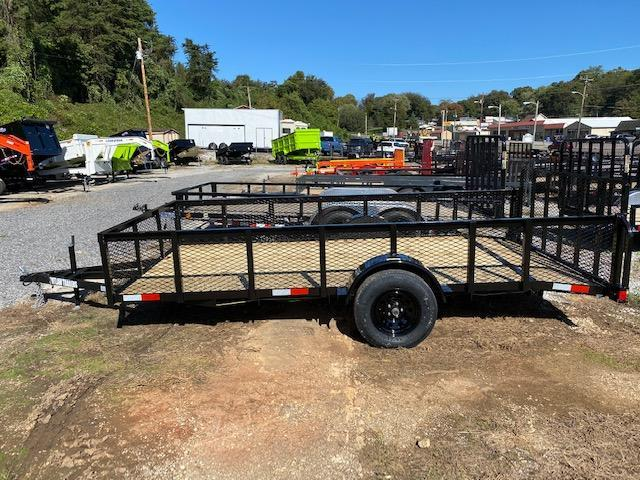 2021 Outlaw Trailers 7x14 Full Tube Utility Trailer