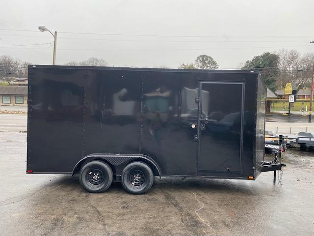 2021 Outlaw Trailers 7x16 Enclosed Cargo Trailer