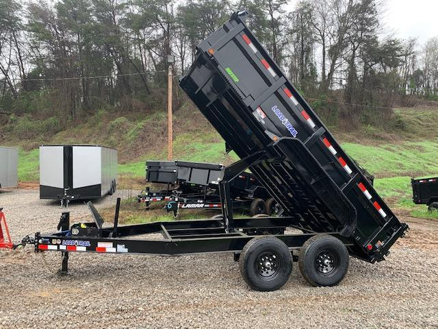 2020 Load Trail 7' x 14' 14000 GVWR Dump Trailer