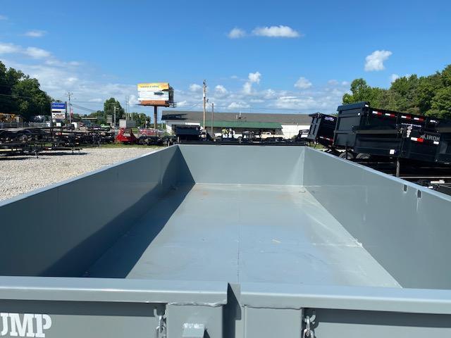 2021 TUFFDUMP 7x16 14k Dump Trailer