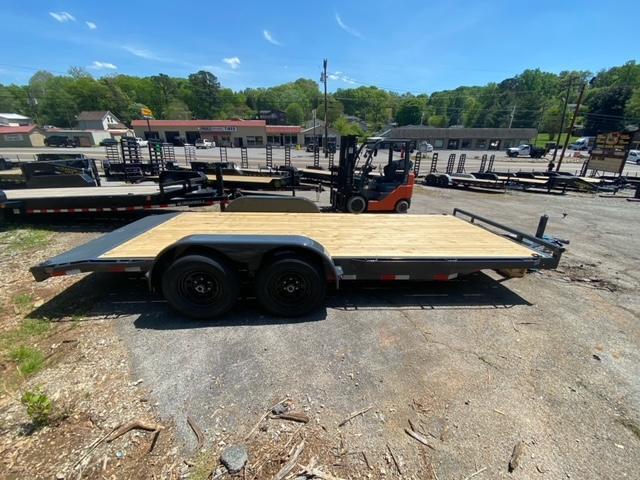 2021 Lamar Trailers 18' 10k Car / Racing Trailer