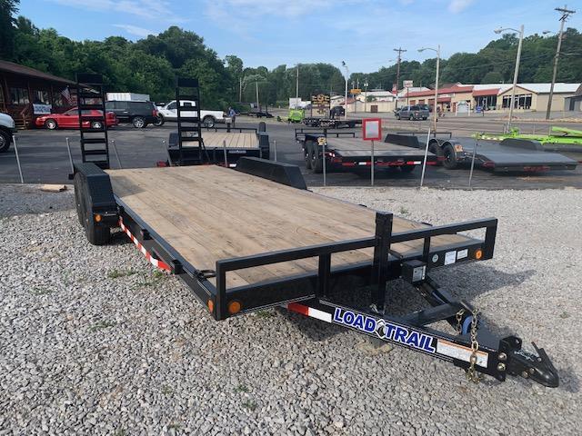 "2020 Load Trail 83"" x 20' 10000 GVWR Equipment Trailer"