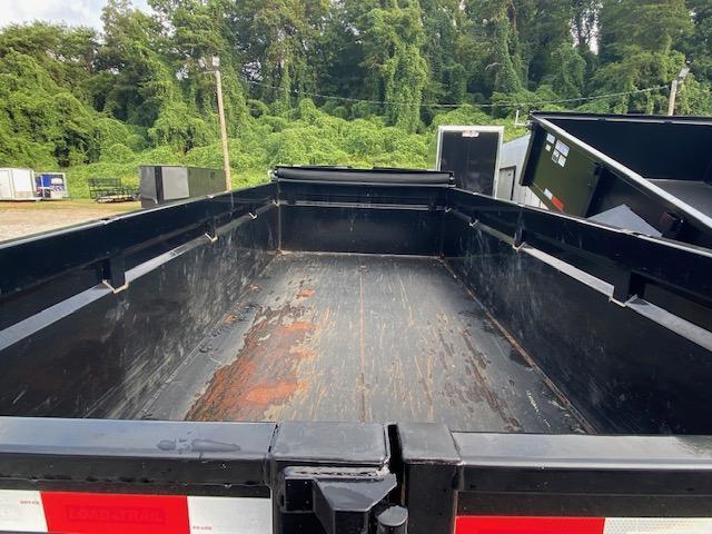 2021 Load Trail 7X16 Dump Trailer