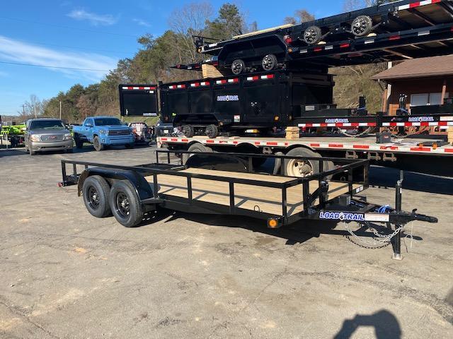 2021 Load Trail 83''x16' Utility Trailer