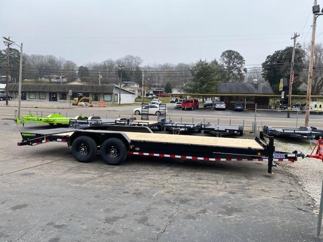 2021 Load Trail 83'' x 24' 14k Equipment Trailer