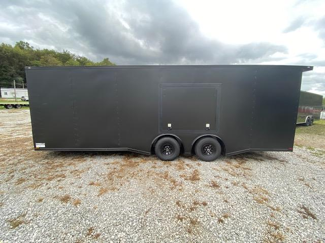 2021 Outlaw Trailers 8.5' x 24' Special Edition Enclosed Enclosed Cargo Trailer