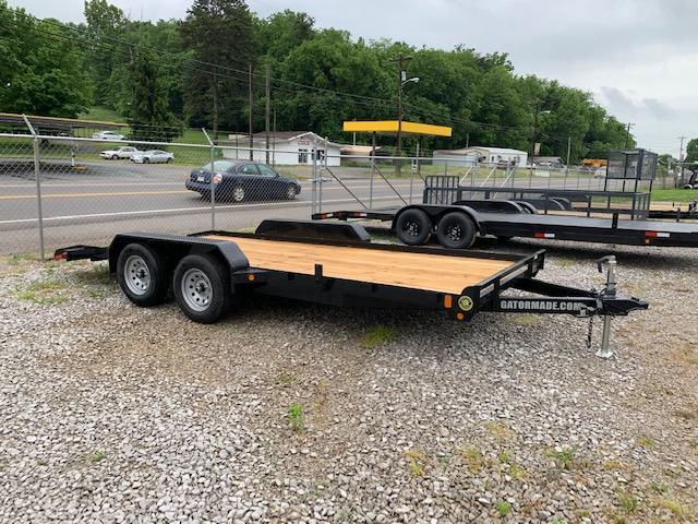 2020 Gatormade Trailers 7' x 18' 7000 GVWR Car / Racing Trailer