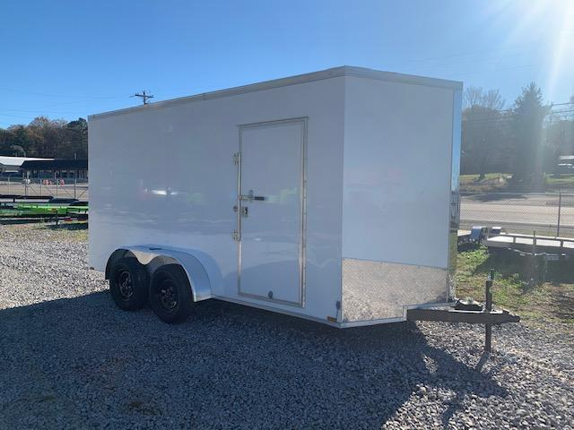 2021 Outlaw Trailers 7' x 14' w/ 7' interior height Enclosed Cargo Trailer