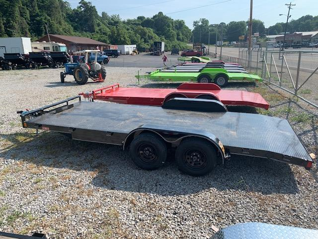 "2020 Load Trail 83"" x 18' 7000 GVWR Car Hauler Car / Racing Trailer"