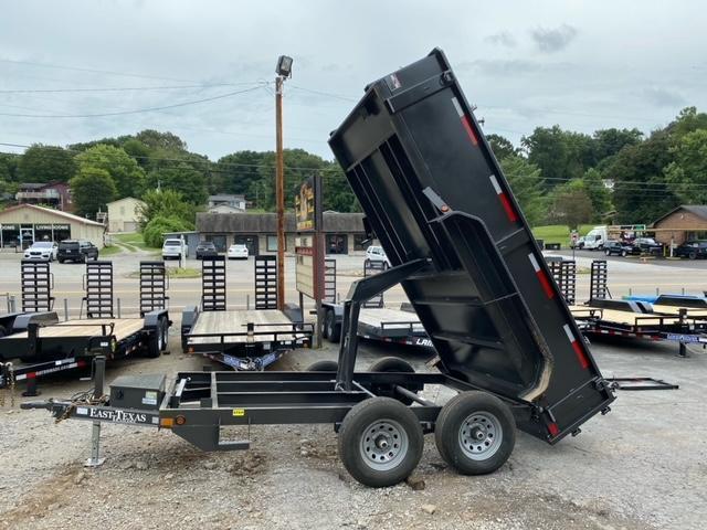 2021 East Texas 6x12 Dump Trailer