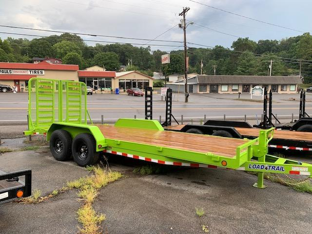 "2020 Load Trail 83"" x 20' 14000 GVWR W/ Split Gate Equipment Trailer"