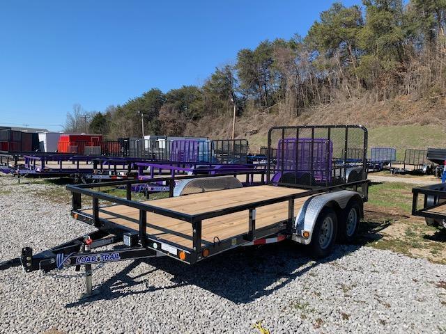 2021 Load Trail 83'' x 14' Utility Trailer