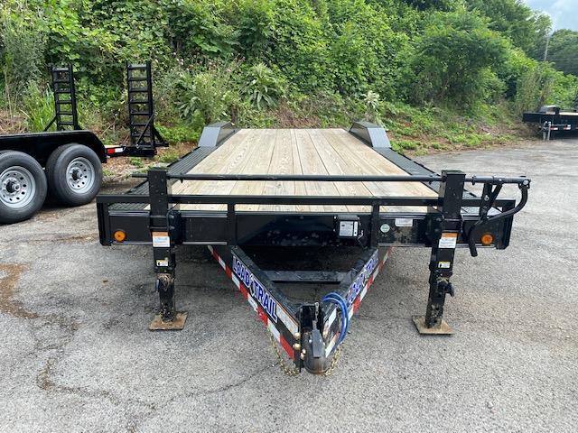 2021 Load Trail 102'' x 24' Equipment Trailer