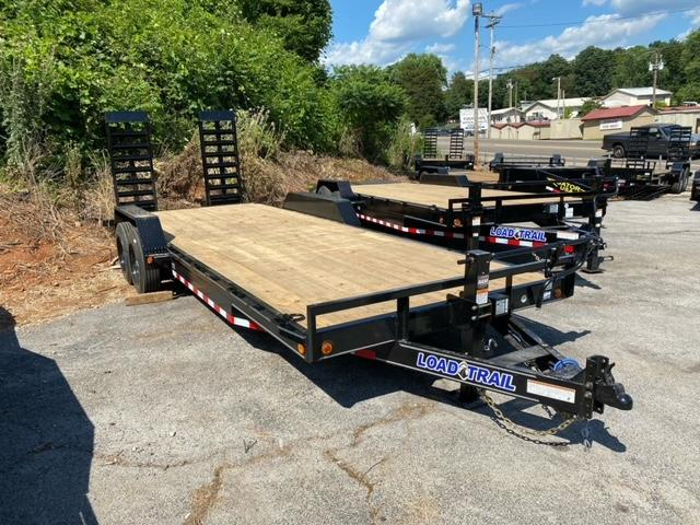 2021 Load Trail 83'' x 22' Equipment Trailer