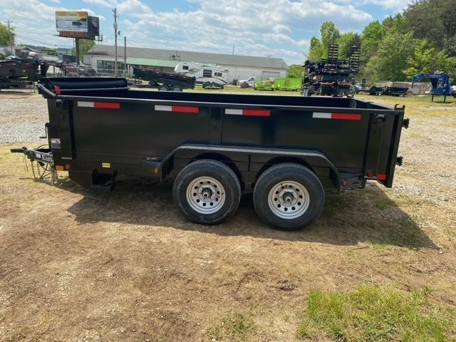 2021 East Texas 6x12 Dump Trailer