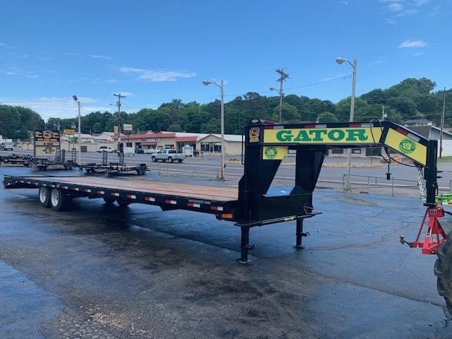 "2020 Gatormade Trailers 102"" x 35' NON CDL Gooseneck Equipment Trailer Equipment Trailer"