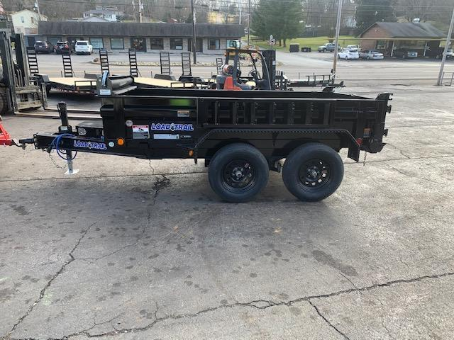 2021 Load Trail 5x10 Dump Trailer