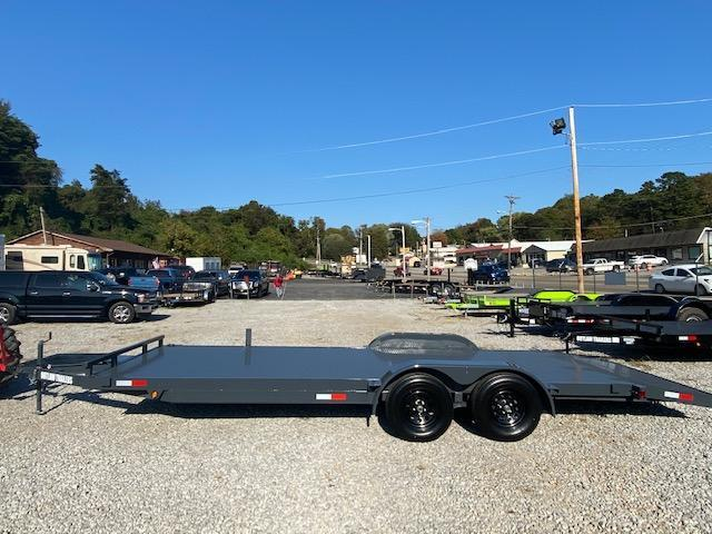 2021 Outlaw Trailers 22' car hauler Car / Racing Trailer