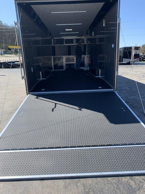 2020 26' Outlaw Trailers CUSTOM RACE Enclosed Cargo Trailer