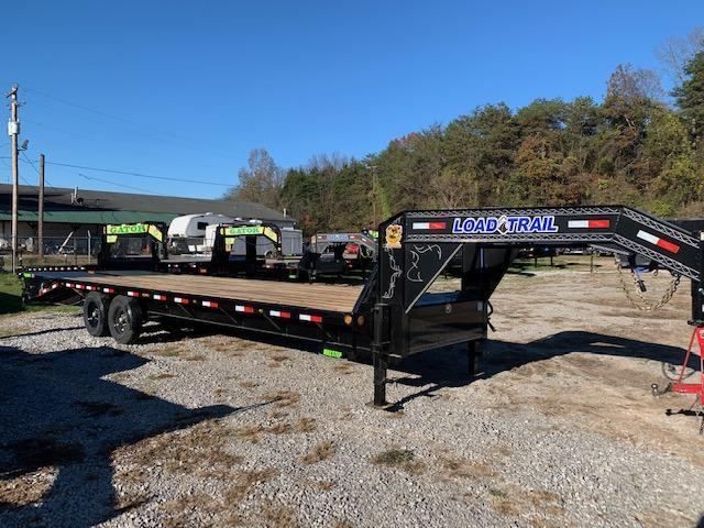 "2021 Load Trail 102"" x 28' 14000 GVWR Gooseneck Deck-Over Equipment Trailer"