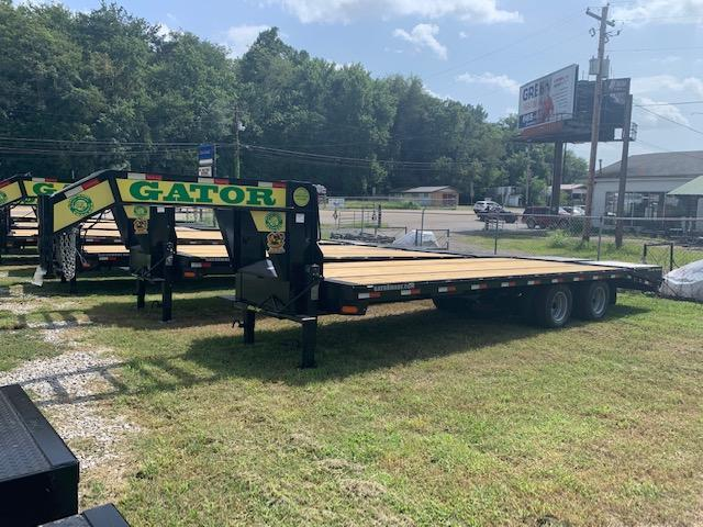 2021 Gatormade Trailers 20 PLUS 5 24900 GVWR Equipment Trailer