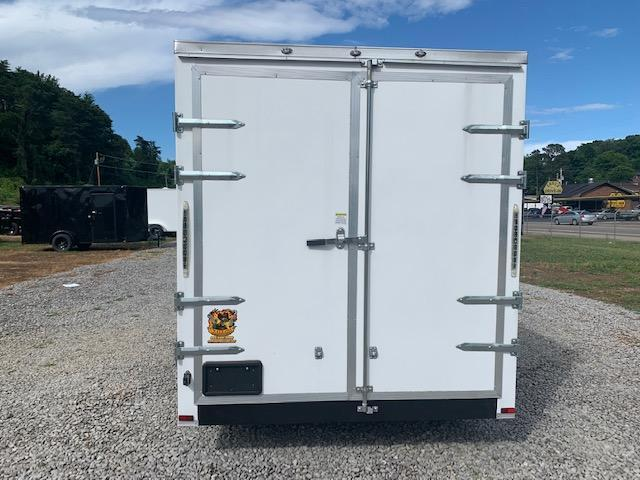 """2020 Outlaw Trailers 7' x 16' """"Concession Trailer"""" 7000 GVWR Enclosed Cargo Trailer"""