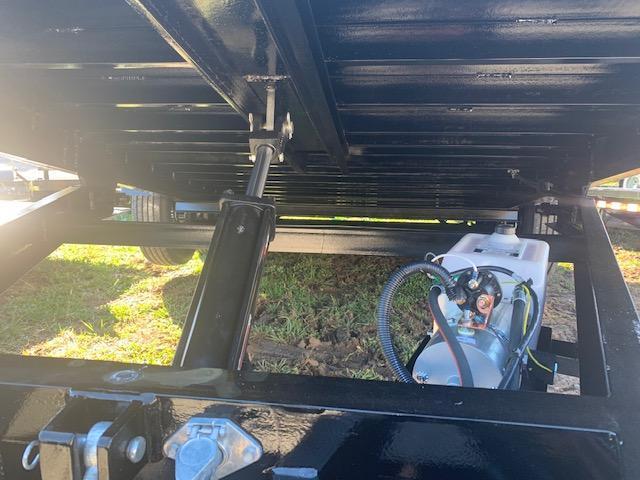 2021 Owens Trailers 20' HAWKE *OUTLAW EDITION* Full Hydraulic Tilt Equipment Trailer