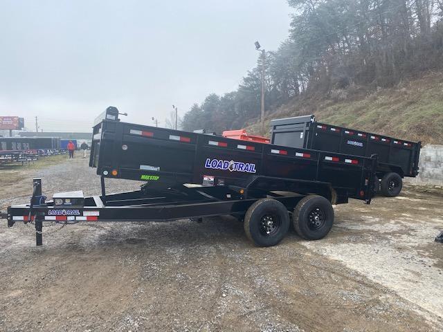 2021 Load Trail 7 x 16 Dump Trailer