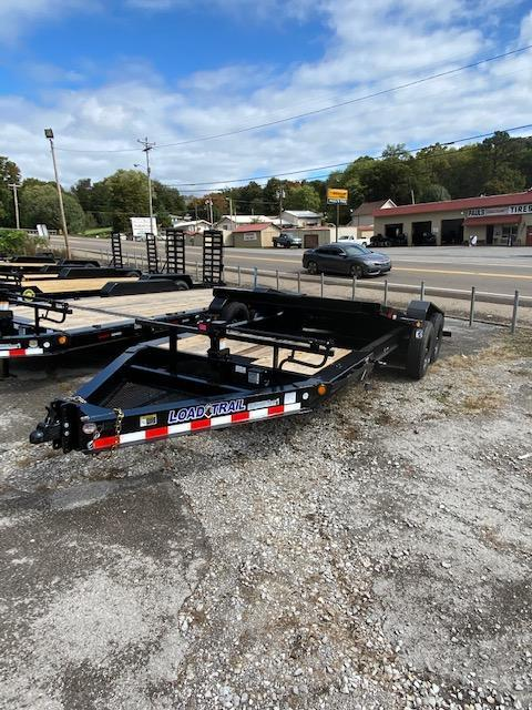 "2021 Load Trail 83"" x 20' Tilt-N-Go Equipment Trailer"