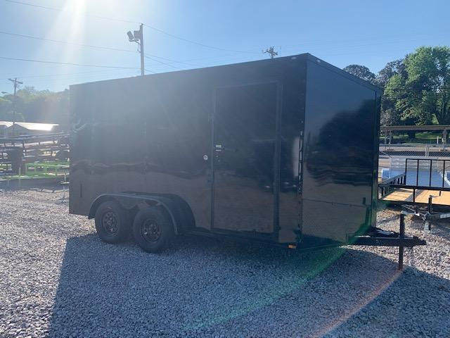 2021 Outlaw Trailers 7x14 Enclosed Cargo Trailer