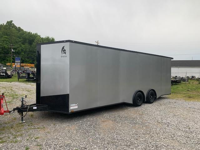 2019 Outlaw Trailers 8.5' x 24' W/ 7' INTERIOR HEIGHT Enclosed Cargo Trailer