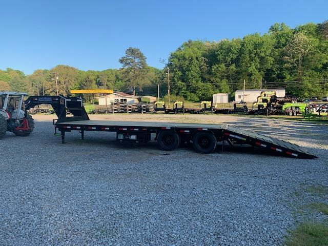 2020 Load Trail 102' x 30' Hydratail Equipment Trailer