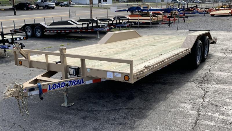 2019 Load Trail 20 Car Hauler Car / Racing Trailer