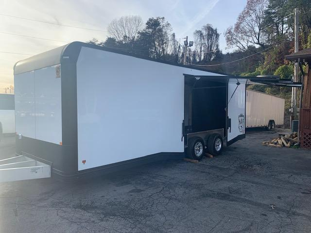 2020 CargoPro Trailers 8.5x24 Enclosed Cargo Trailer