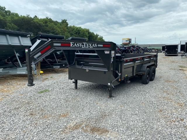 2021 East Texas 7x16 Dump Trailer