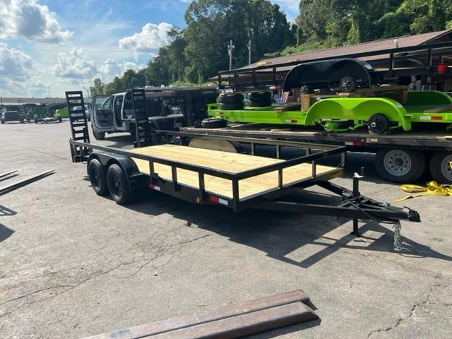 2022 Outlaw Trailers 18' Utility Trailer