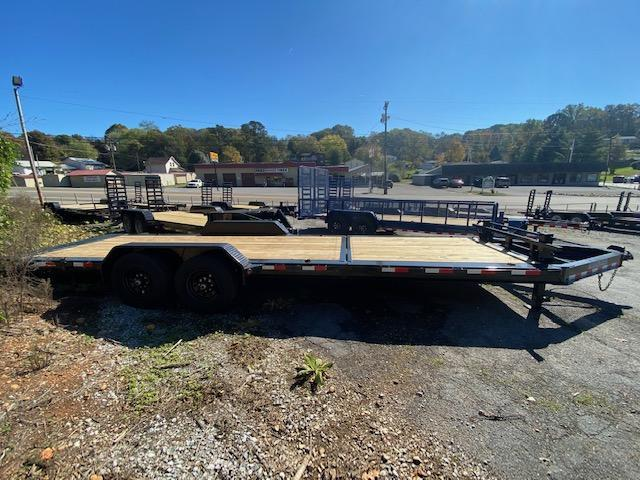 2021 Load Trail 83x24 Equipment Trailer