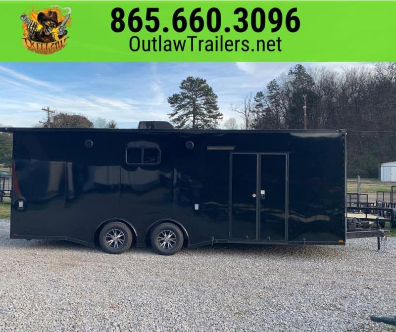 2020 OUTLAW 24 FT 10K Toy Hauler