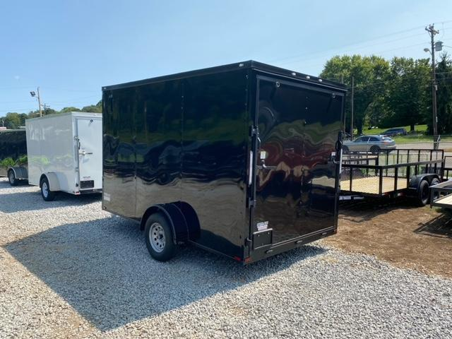 2022 Outlaw Trailers 7x12 Enclosed Cargo Trailer