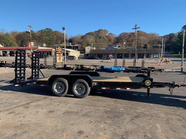 2021 Gatormade Trailers 16 plus 3 14000 GVWR EQ TRAILER Equipment Trailer