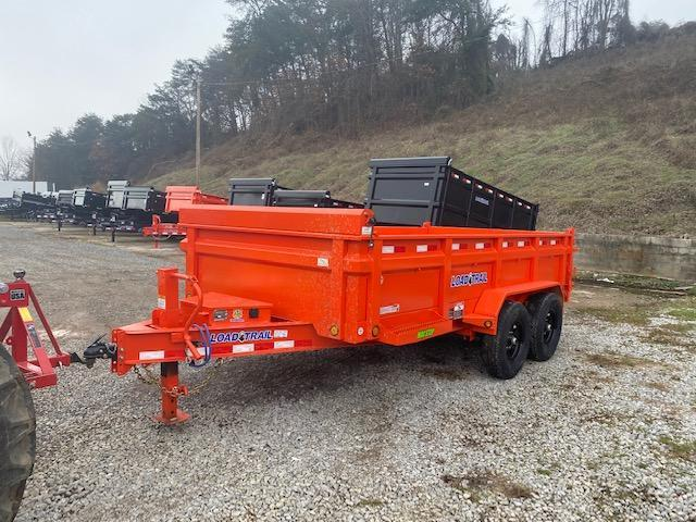 2021 Load Trail 7 x 14 Dump Trailer