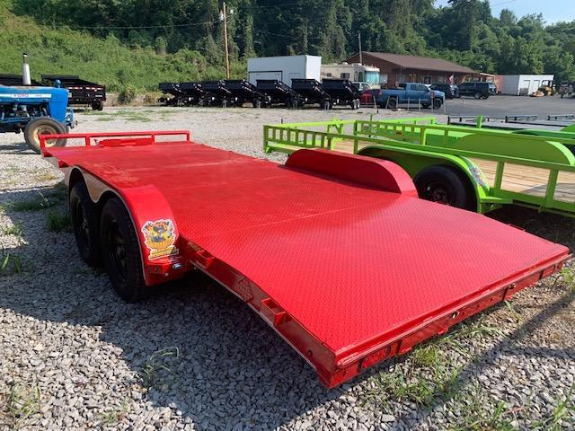 "2020 Load Trail 83"" x 20' 7000 GVWR Car / Racing Trailer"