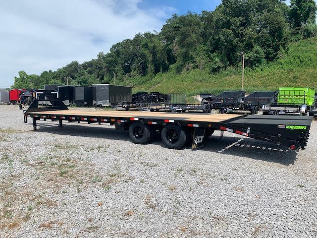 "2020 Load Trail 102"" x 36' Dual Tandem Gooseneck Equipment Trailer"