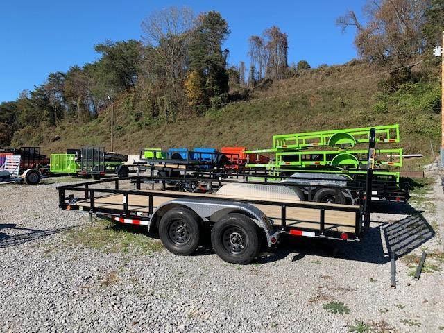 2021 Load Trail 7'X16' Utility Trailer