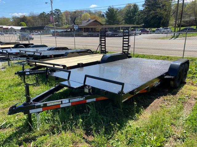 2021 Outlaw Trailers 18' Car / Racing Trailer