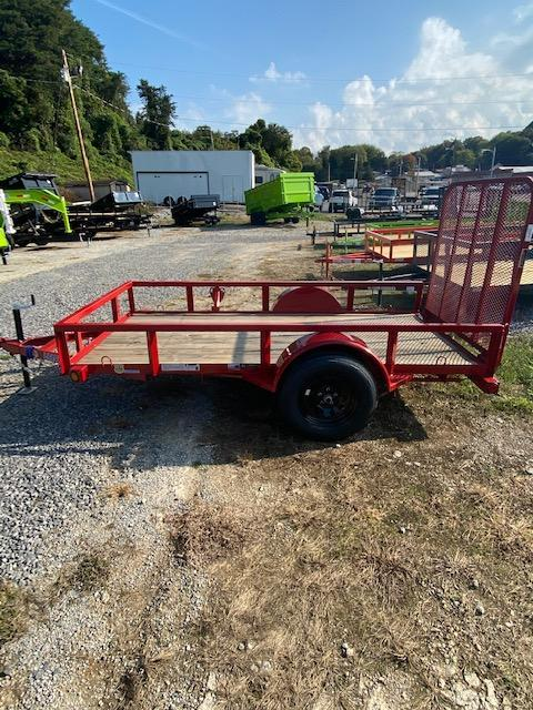 2021 Load Trail 60'' x 10' Single Axle Utility Trailer
